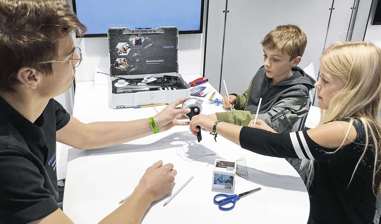 Der Bionic Fish – ein Highlight der diesjährigen Science Days