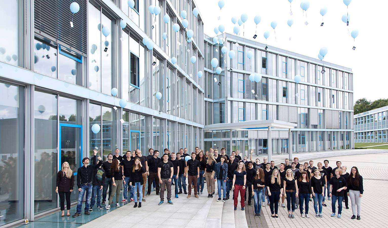What Festo can offer its trainees and students