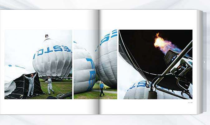 Go to the Twente ballooning festival
