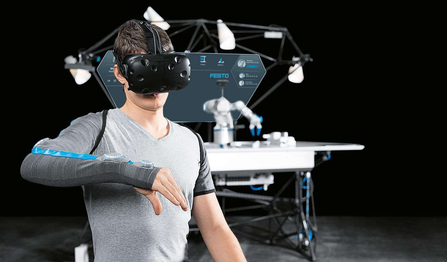 BionicWorkplace | Festo Corporate