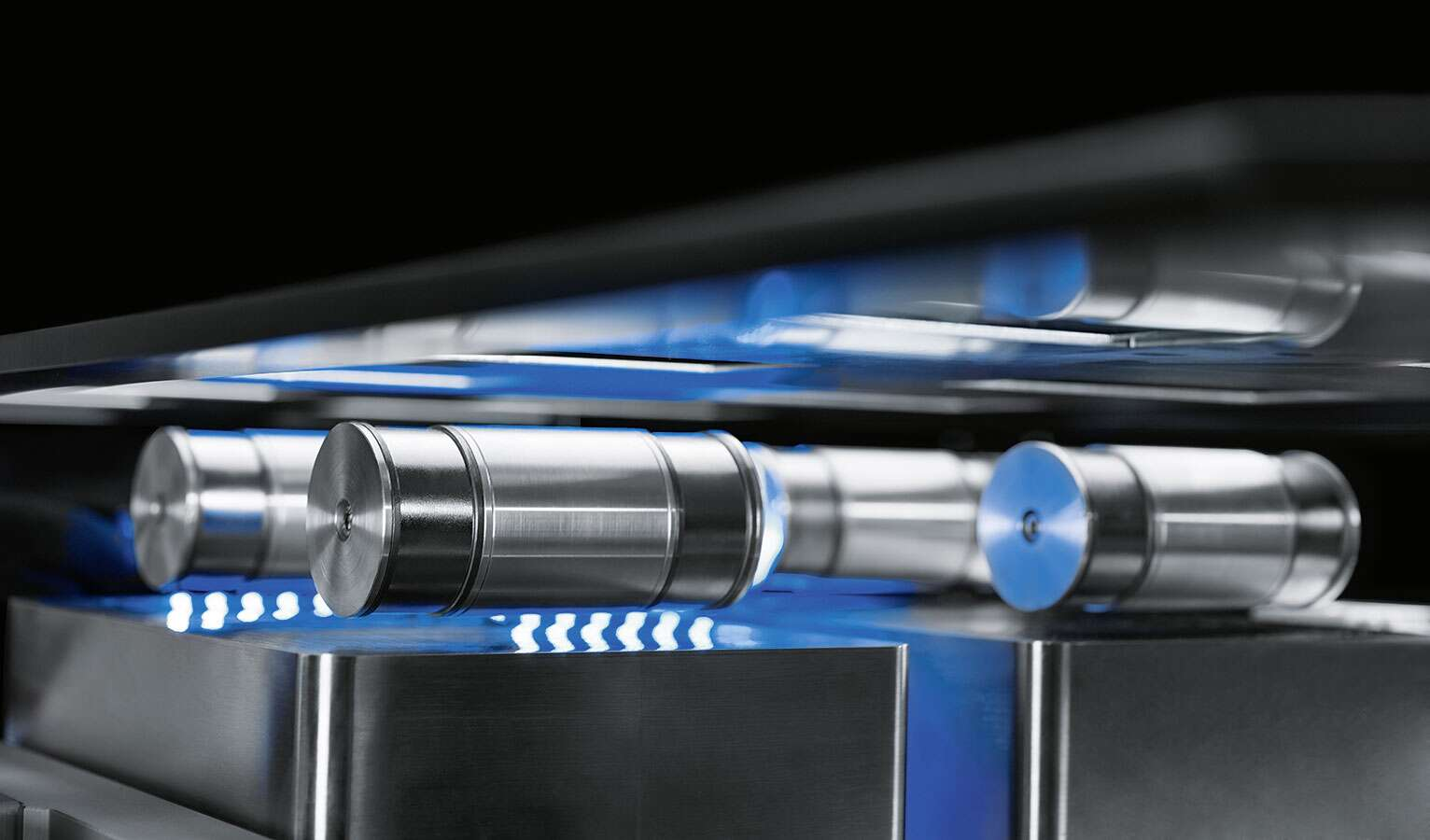 Festo presents three new projects on superconductivity