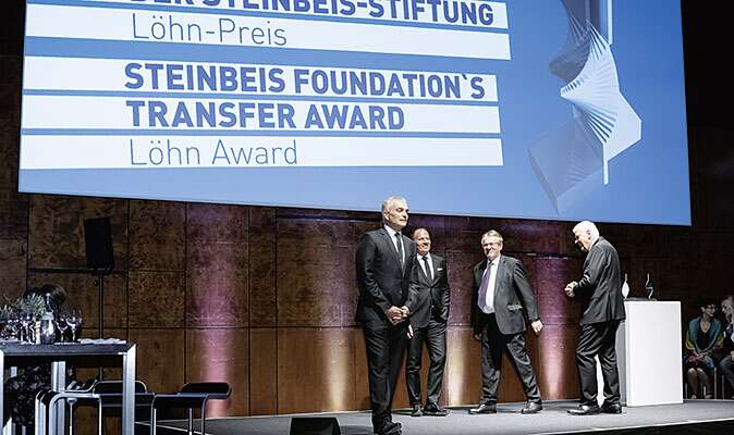 Steinbeis transfer award for Festo