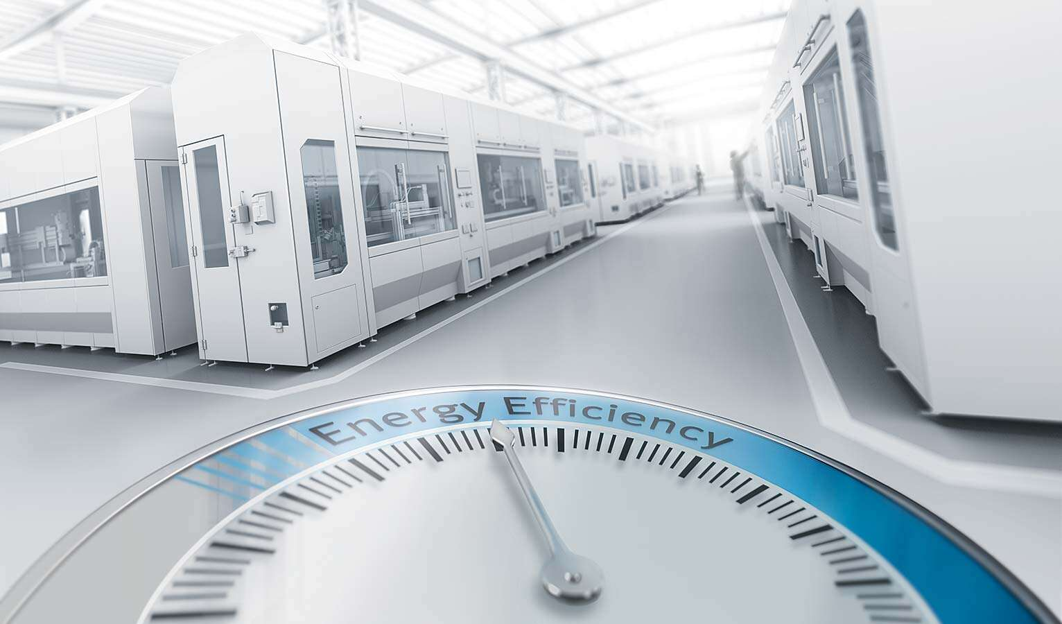 Energy efficiency at Festo – holistic solutions for an economically efficient and sustainable future