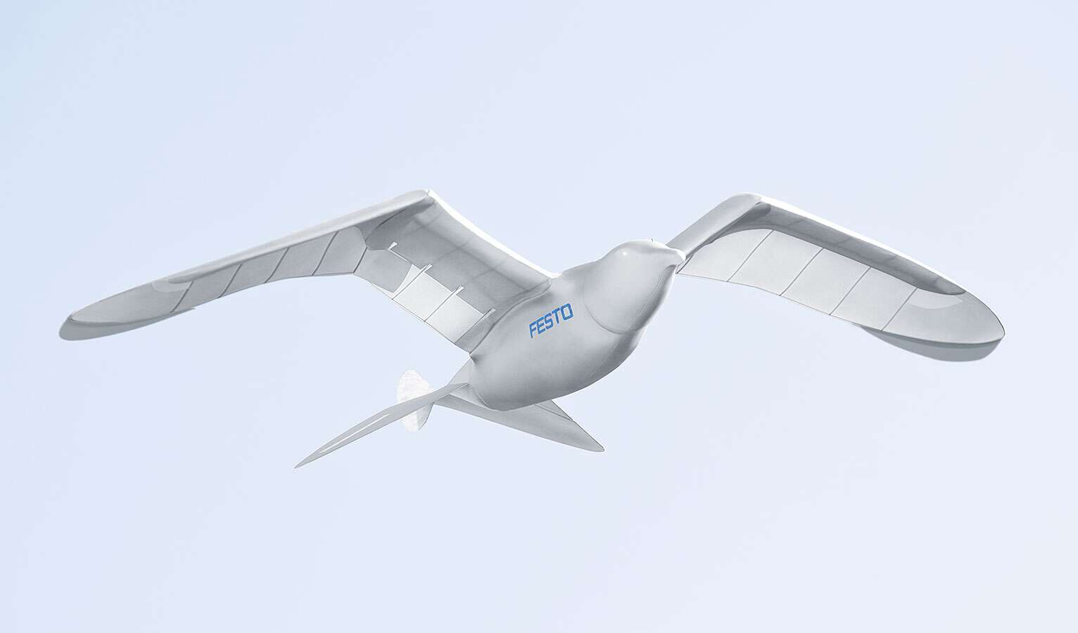 Ultralight flying object: outstanding aerodynamics and maximum agility