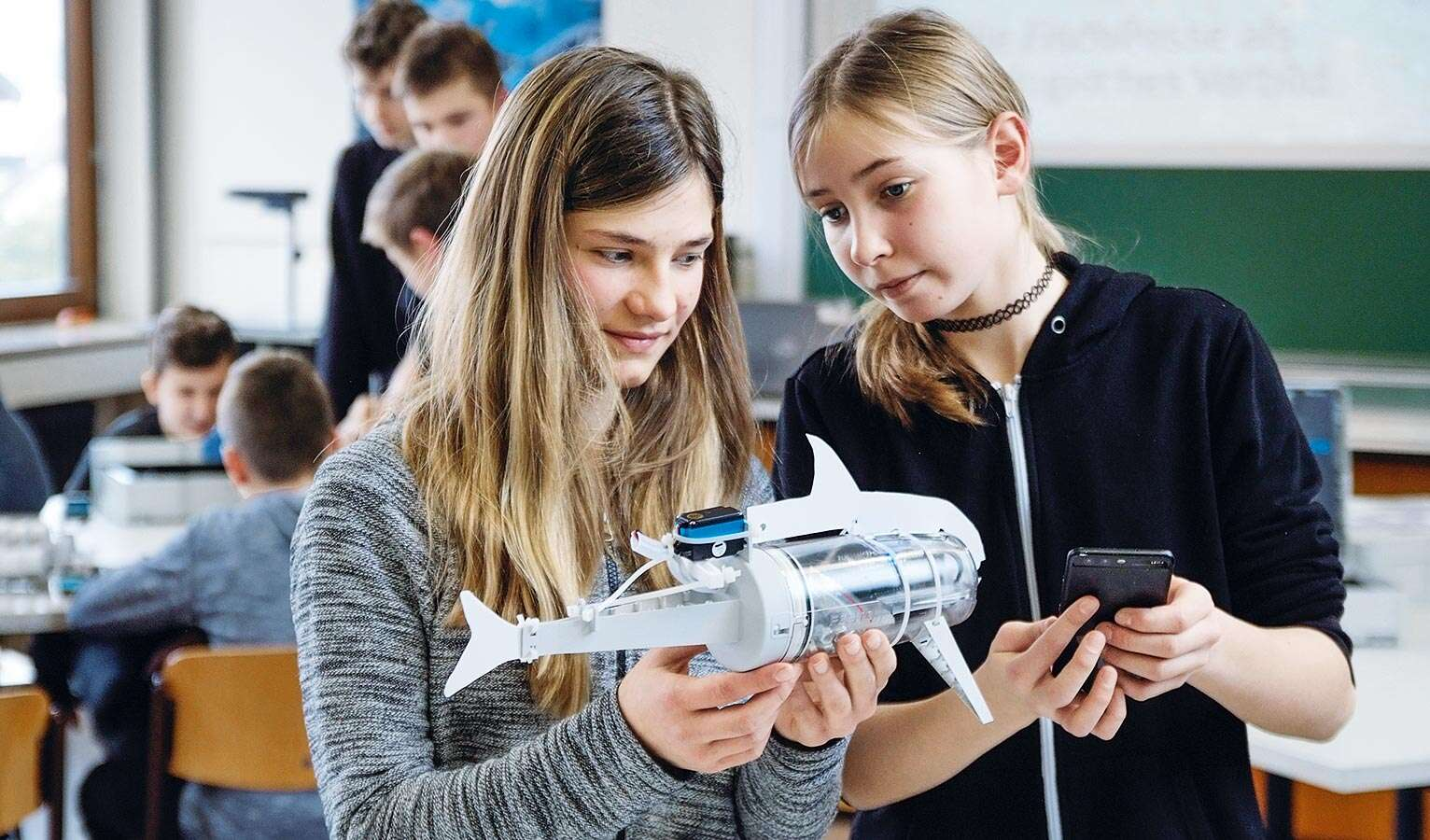 Bionics4Education