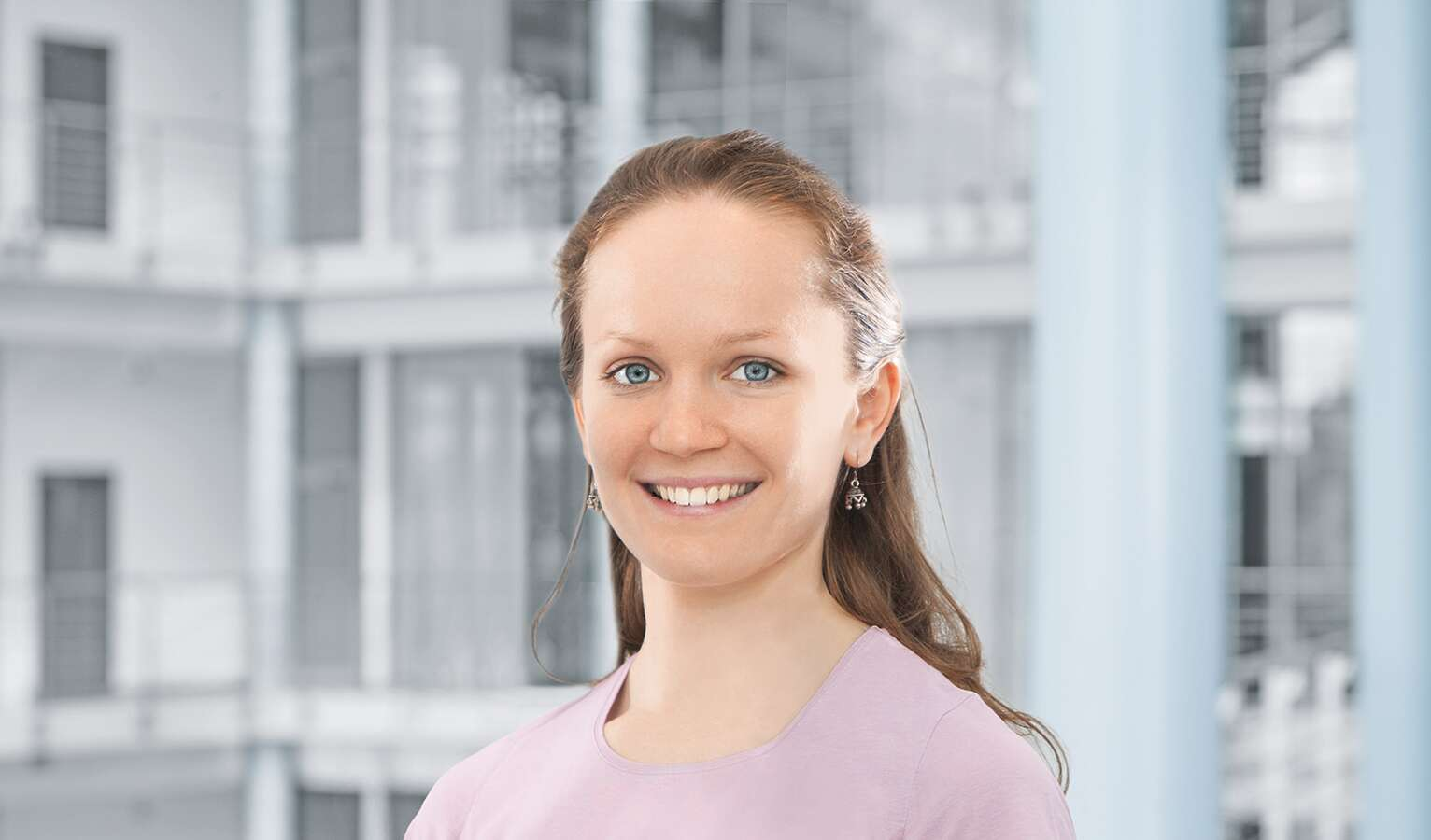 Scholarship holder Kathrin Evers: countless contacts through Festo's student network