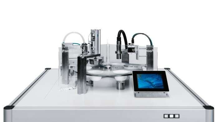 Industry 4.0 technologies: clean design for food handling