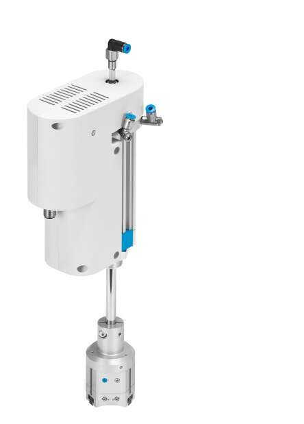 Life science: hybride roterende lineaire module DSL