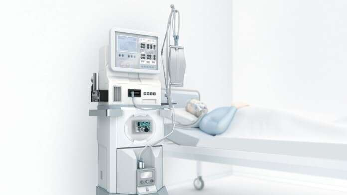 Medical technology: control gases precisely