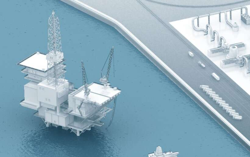 Automation solutions for the chemical industry: oil and gas