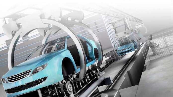 Automating car manufacturing