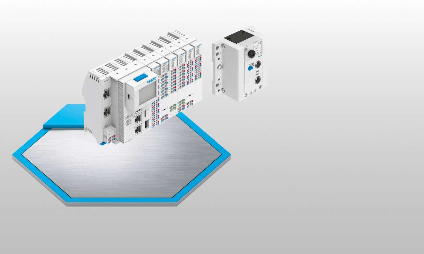 Electric automation: motion control connectivity