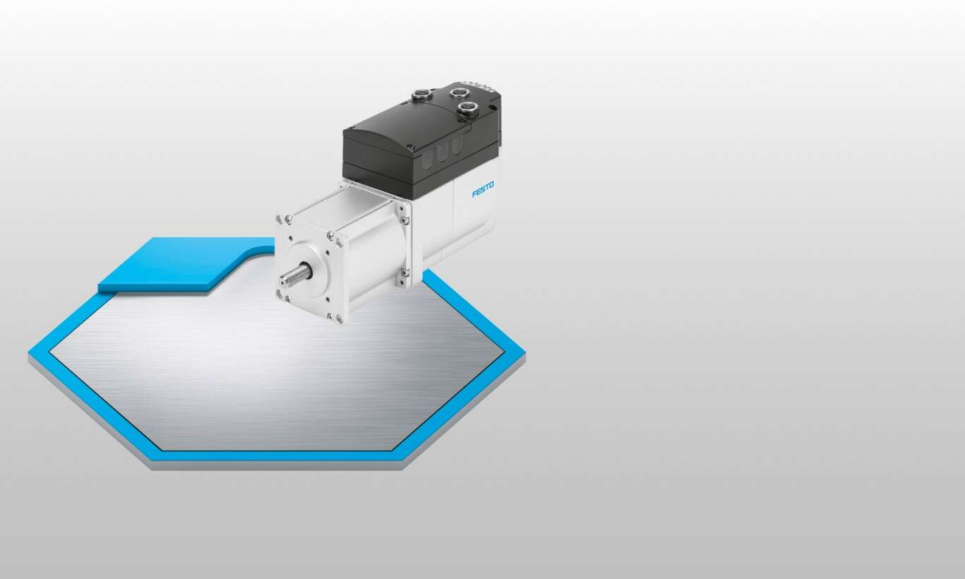 Electric automation: integrated actuator connectivity