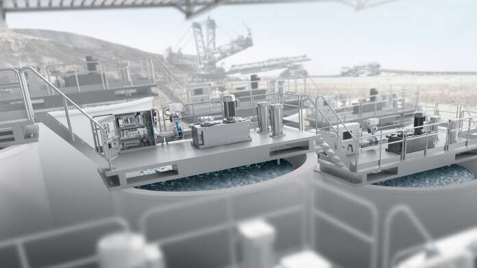 Automation of mining and mineral processing