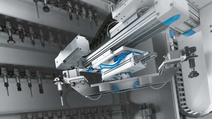 Automation of machine tools