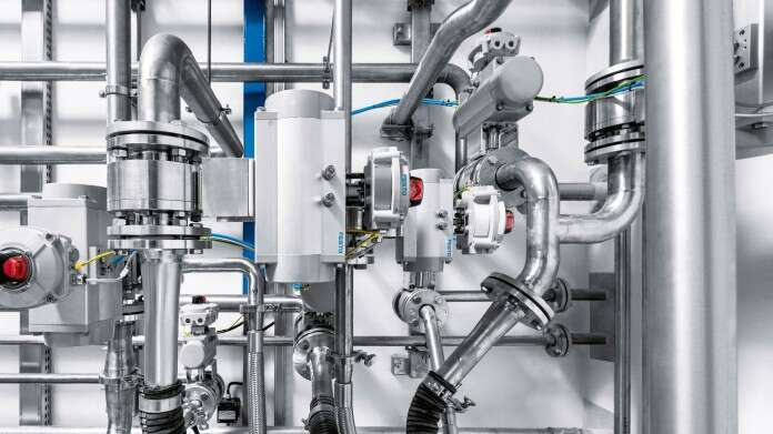 Automation in the process industry