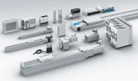 Electric automation: product overview