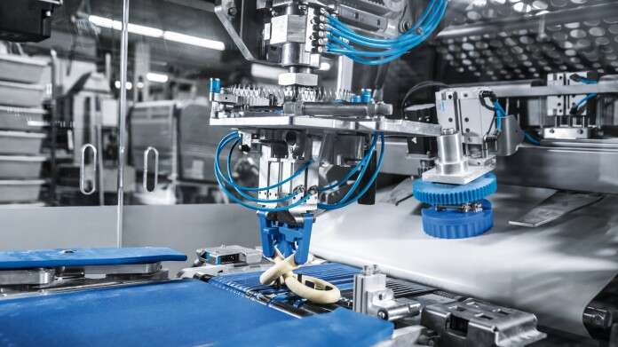 Automation of the bakery industry