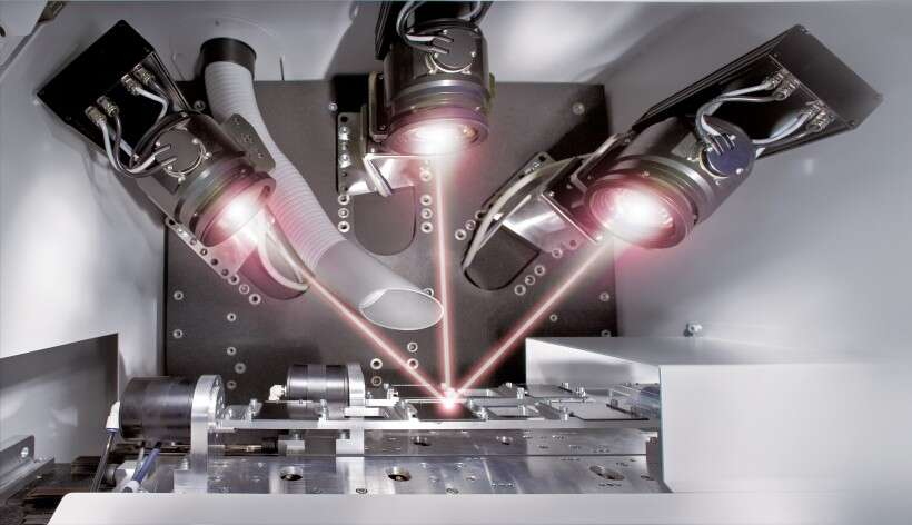Laser processing of circuit boards and printed circuit boards (photo credit: LPKF/LDS)