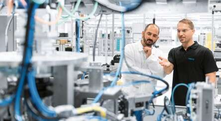 Family-owned company Festo: from tradition to innovation