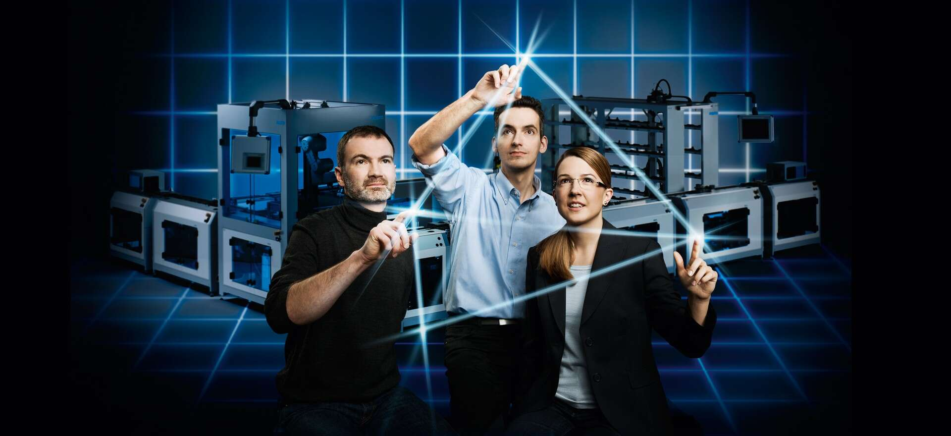 Research and development at Festo: looking to the future