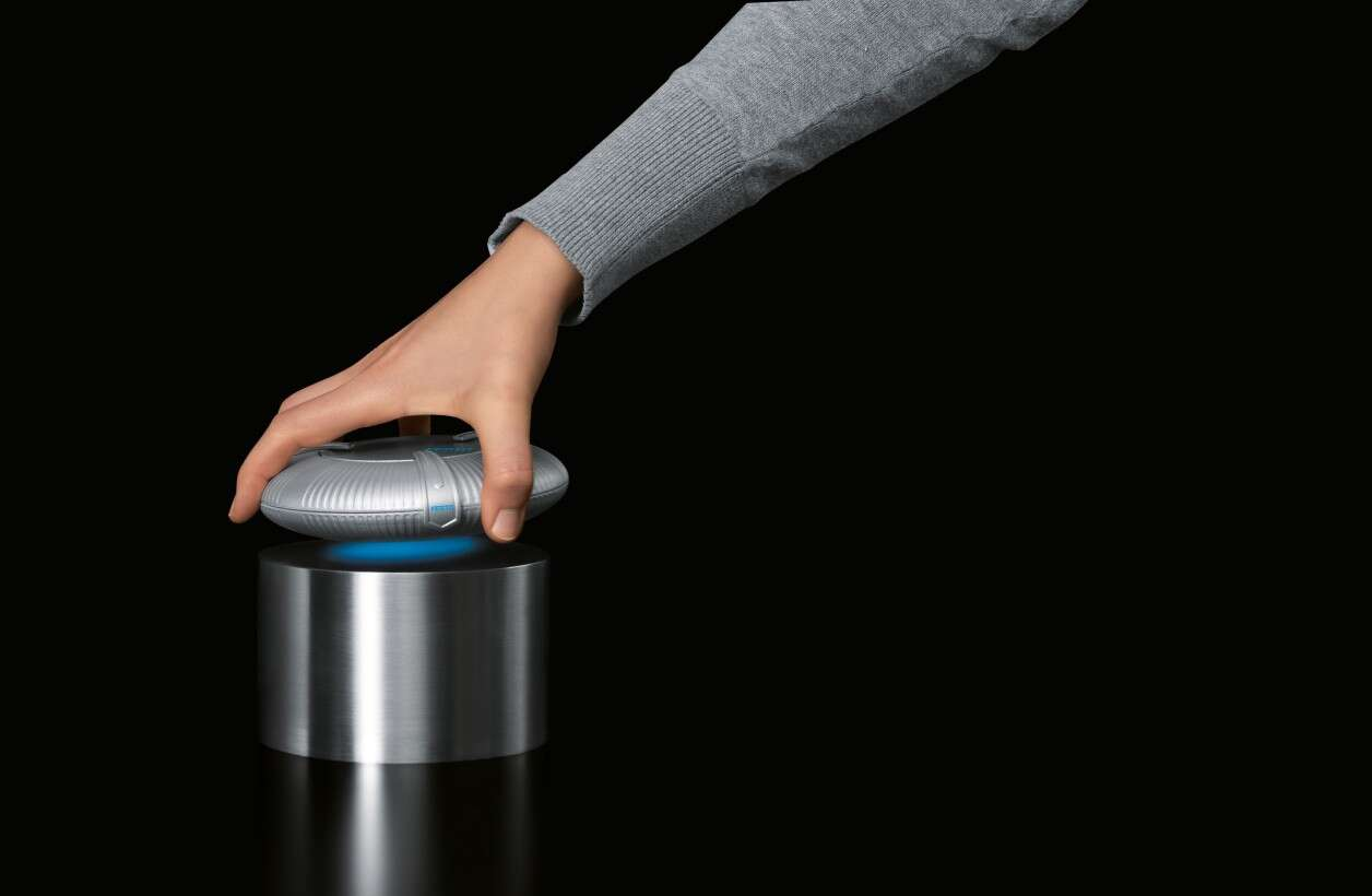 Festo SupraMotion: the object returns to the position saved during freezing even after it has been removed