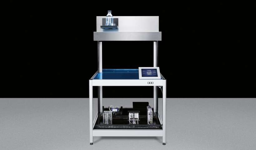 Festo SupraTransport: motion with a large levitating distance