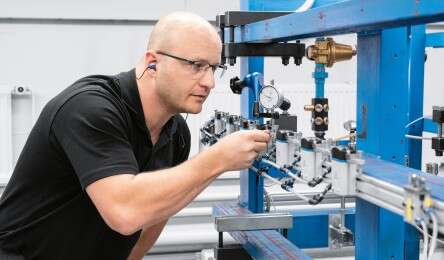 Company quality at Festo