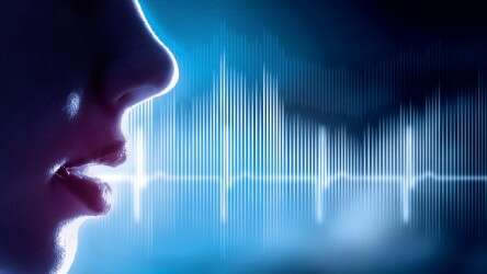 Voice control is a new operating concept with artificial intelligence