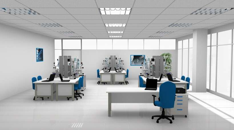 Learning environment for automation technology