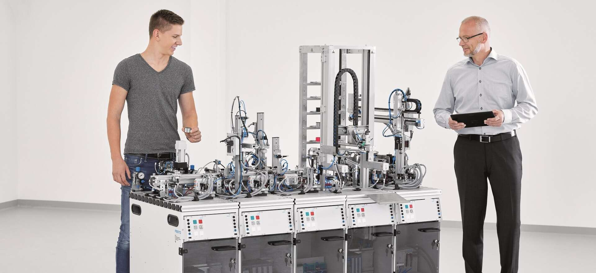 MPS Modular Production System