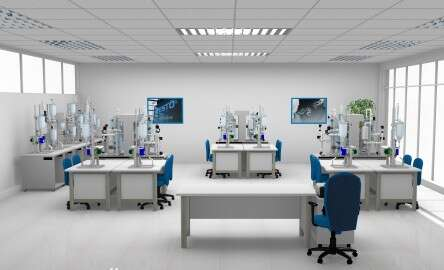 Process automation-Virtual laboratory