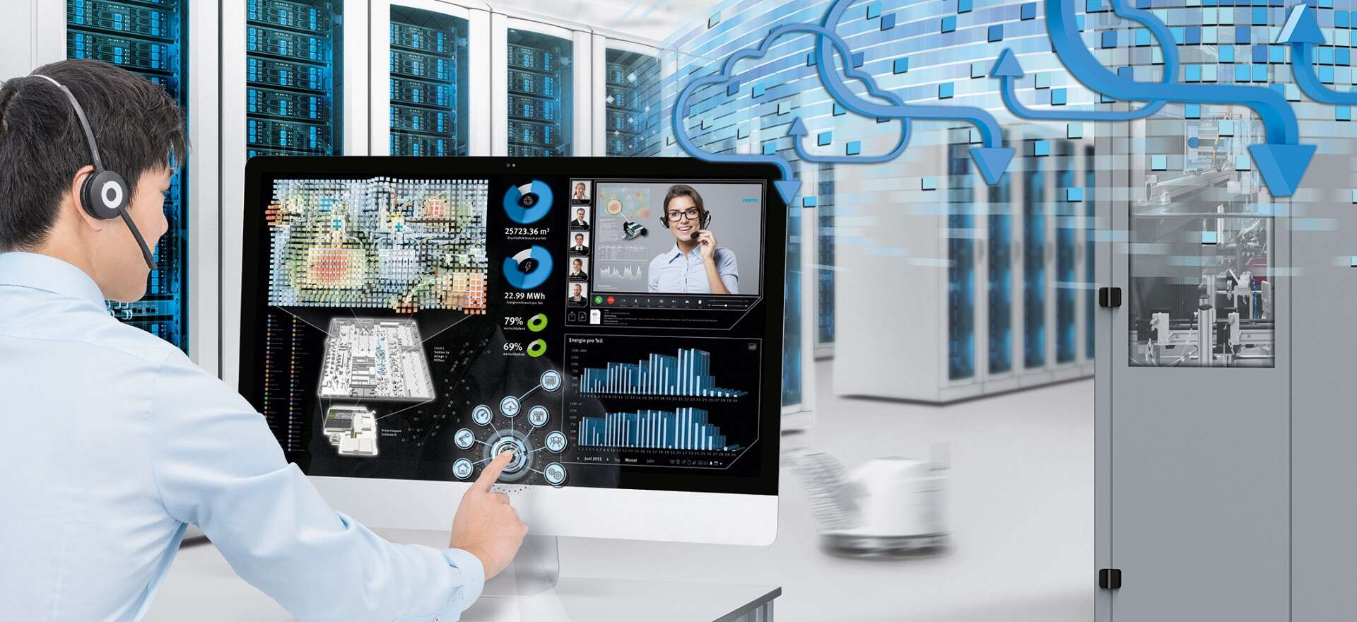 Industry 4.0 technologies are revolutionising the manufacturing workplace
