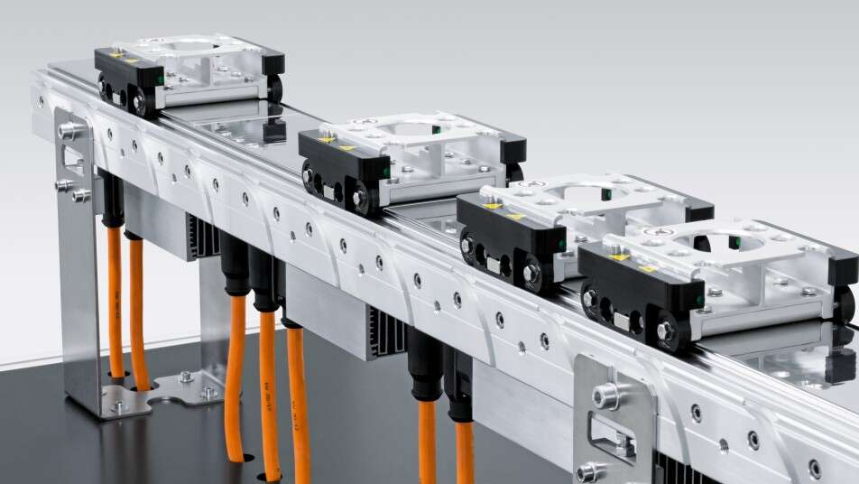 Industry 4.0 technologies: Multi-Carrier-System MCS®