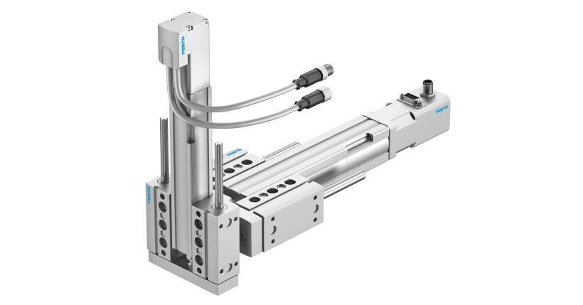 Optimized Motion Series: precision positioning