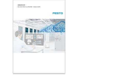 Industry 4.0 technologies: brochure cover image