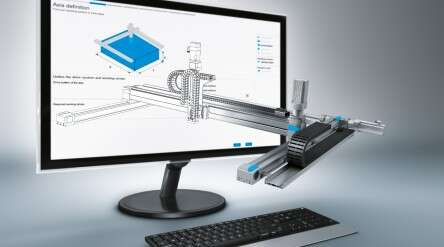 Using the HGO to configure a standard handling system