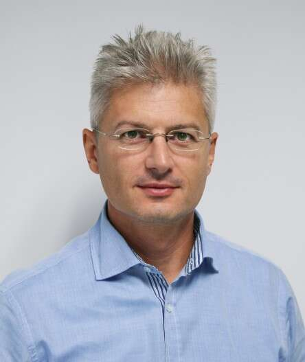 Riccardo Panepinto, Operations Manager with Cama Group in Italy