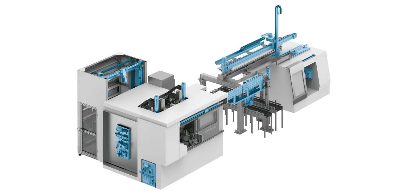 Machine tool: overview of core applications