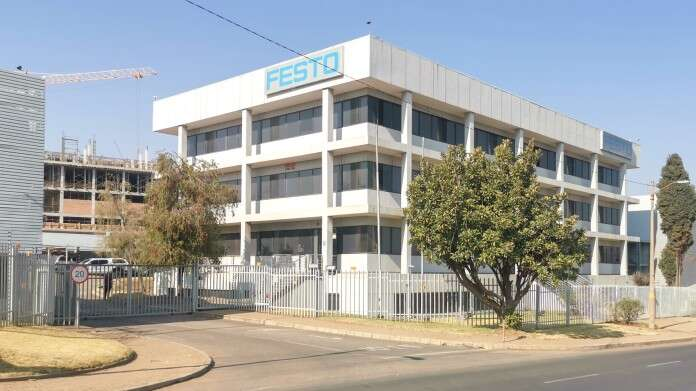 Festo celebrates over 45 years in South Africa