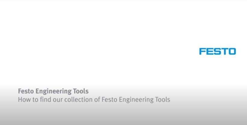 How to find our collection of Festo Engineering Tools