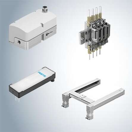 Festo Medical Technology Standard Products
