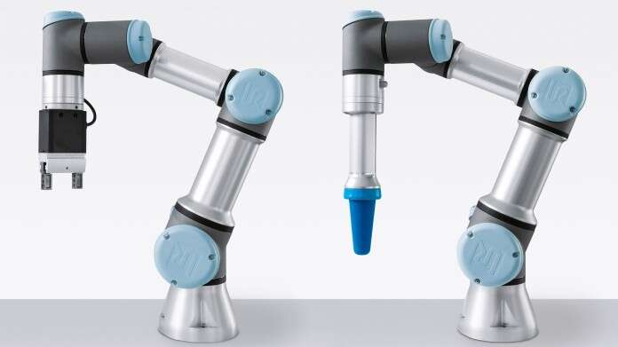 Gripper kits for Universal Robots