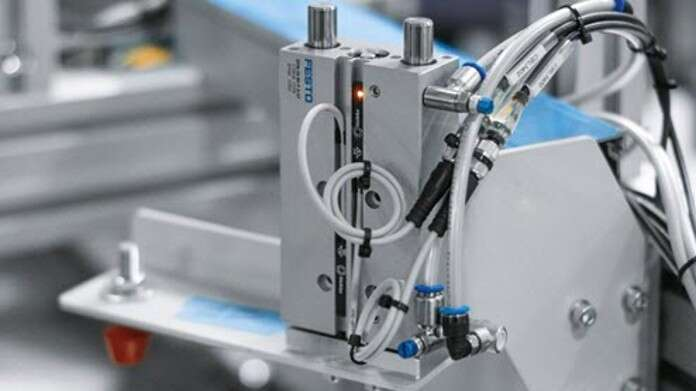 Choosing pneumatic guided drives and slides