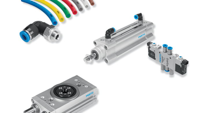 Energy efficiency in pneumatic connections