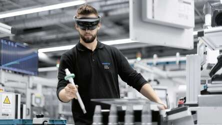 Festo: augmented reality in production