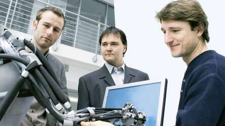 The technology test bed of Airic's_arm: new approaches for automation from the Bionic Learning Network