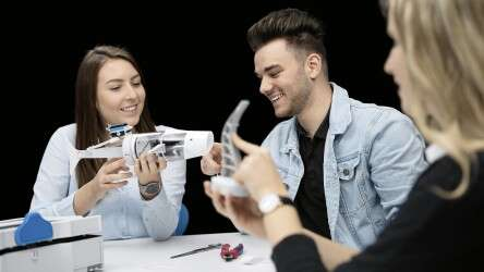 Festo Bionics4Education: enthusiasm for technology and science