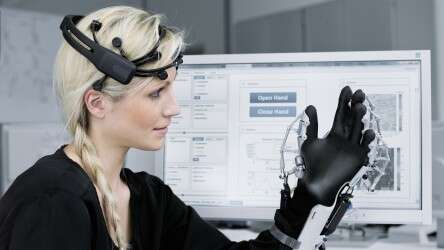 Brain-computer interface: various application possibilities in combination with other systems
