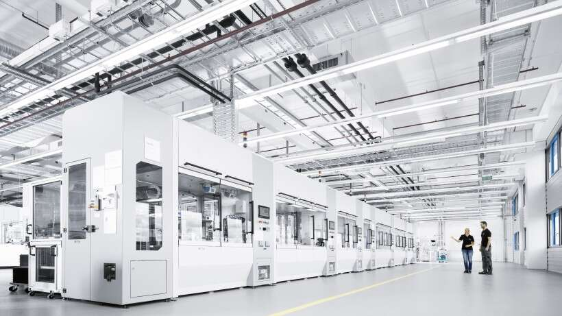 Automation business division: factory automation